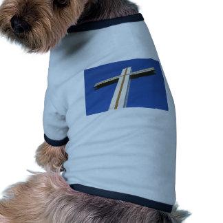 The Christian Cross Pet T Shirt