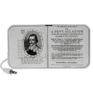 The Christian Man's Trial' by John Lilburne Portable Speaker