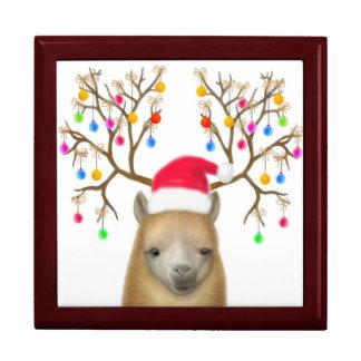 The Christmas Alpaca Gift Box
