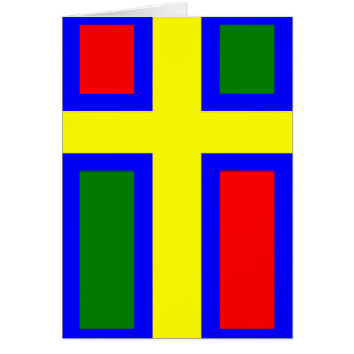 THE CHRISTMAS CROSS... GREETING CARDS