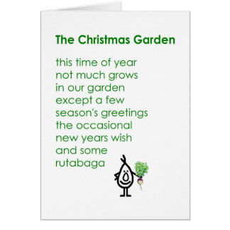 Funny Christmas Poem Cards - Invitations, Greeting & Photo Cards ...