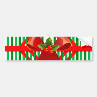 The Christmas Gift Car Bumper Sticker