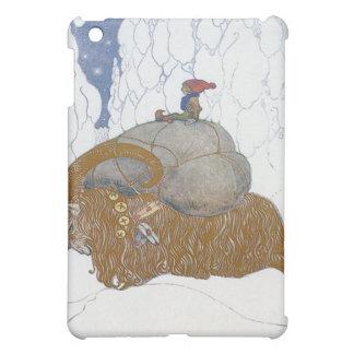 The Christmas Goat  Julbok by John Bauer iPad Mini Case