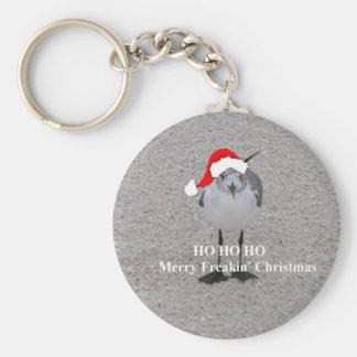 The Christmas Gull Keychain