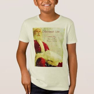 The Christmas List T-Shirt