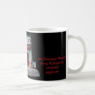 THE CHRISTMAS MANTLE 109 MUG