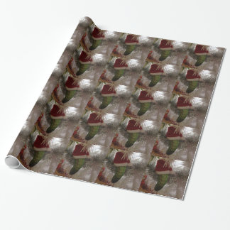 The Christmas Pickle Gift Wrap
