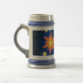 The Christmas Star Coffee Mugs