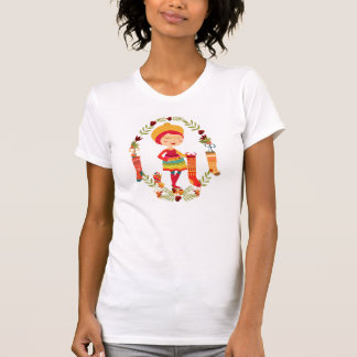 The Christmas Stocking Maker T-shirts