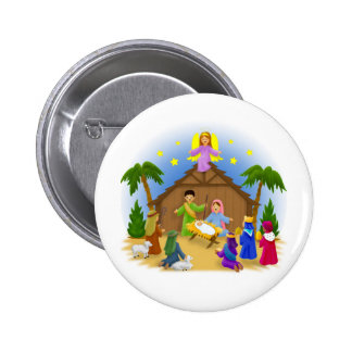 The Christmas story Pins