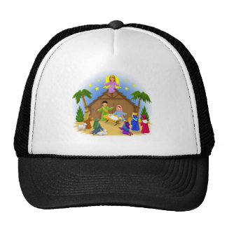 The Christmas story Trucker Hat