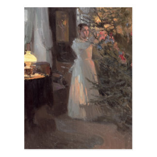 The Christmas Tree, 1910 Post Cards