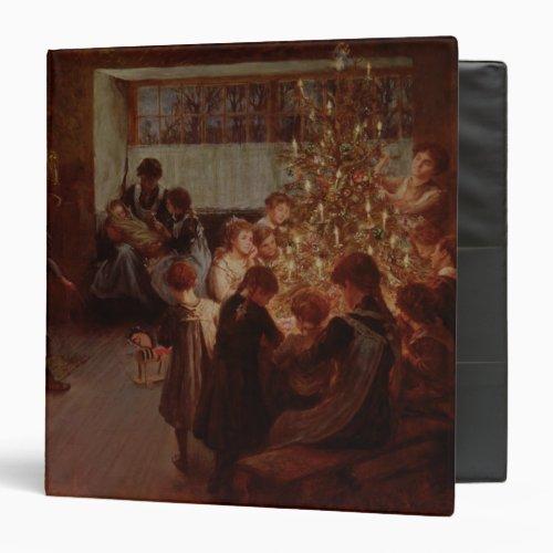 The Christmas Tree 1911 Binder
