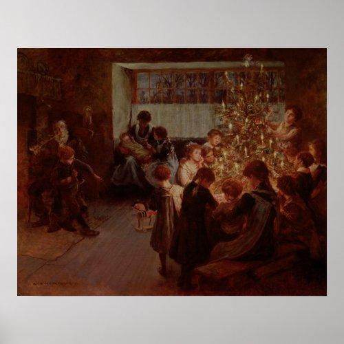 The Christmas Tree 1911 Poster