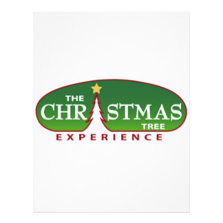 The Christmas Tree Experience Flyer