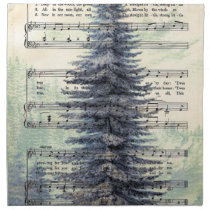 THE CHRISTMAS TREE.jpg Napkin