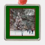 'The Christmas Tree' Ornament