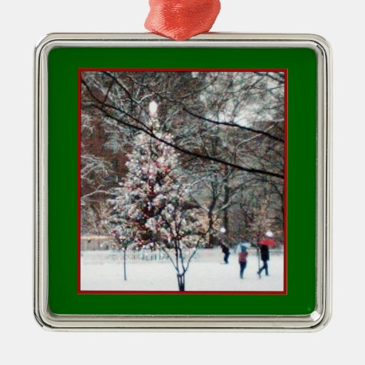 'The Christmas Tree' Ornament
