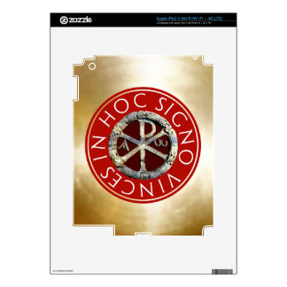 The Christogram Decal For iPad 3