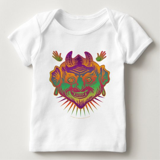The Chroma Geek Baby T-Shirt
