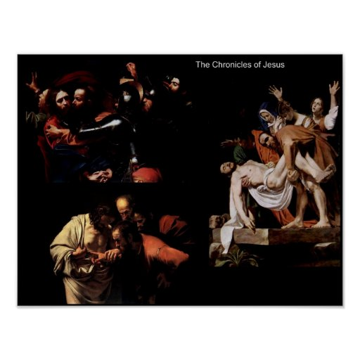 The Chronicles del poster de Jesús