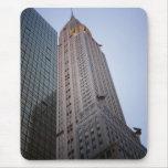 The Chrysler Building at Dusk, New York City Mousepad