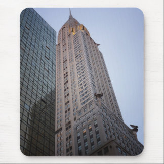 The Chrysler Building at Dusk, New York City Mouse Pad