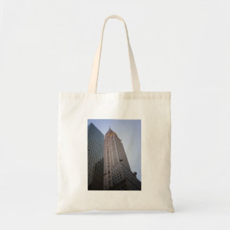 The Chrysler Building at Dusk, New York City Tote Bag
