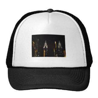 The Chrysler Building at Night, New York City Trucker Hat