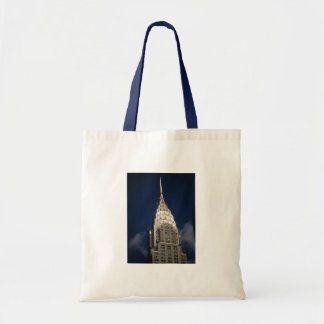 The Chrysler Building, New York City Tote Bags