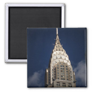 The Chrysler Building, New York City Magnet