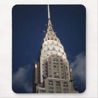 The Chrysler Building, New York City Mouse Pad