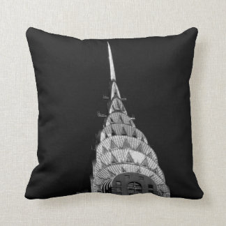 The Chrysler Building - New York City Throw Pillow