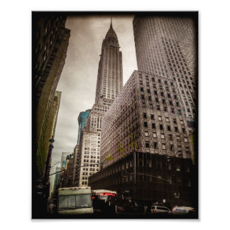 The Chrysler Building Photo Print