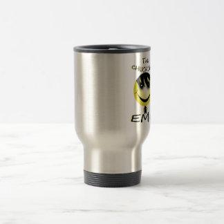 the chuckling emo travel mug