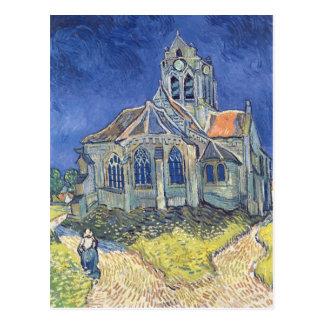 The Church at Auvers-sur-Oise Postcard