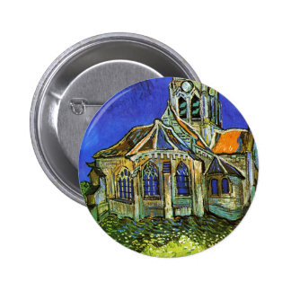 The Church at Auvers, Van Gogh Pins