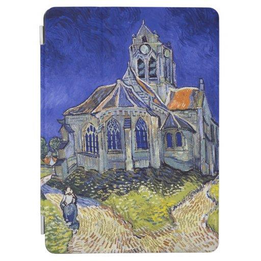 The Church at Auvers, Van Gogh iPad Air Cover