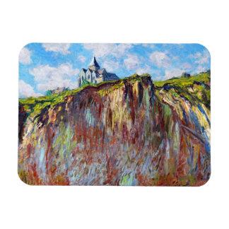 The Church at Varengeville, 1882 Claude Monet cool Magnet