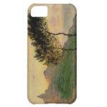 The Church at Varengeville - Claude Monet iPhone 5C Cases