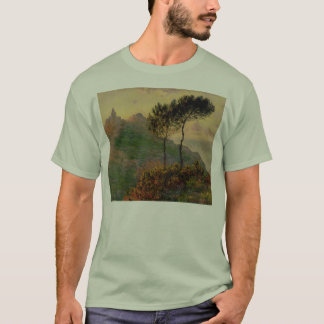 The Church at Varengeville - Claude Monet T-Shirt
