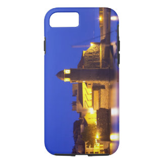 The church Eglise Notre Dame des Anges, our lady iPhone 8/7 Case