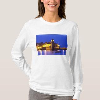 The church Eglise Notre Dame des Anges, our lady T-Shirt