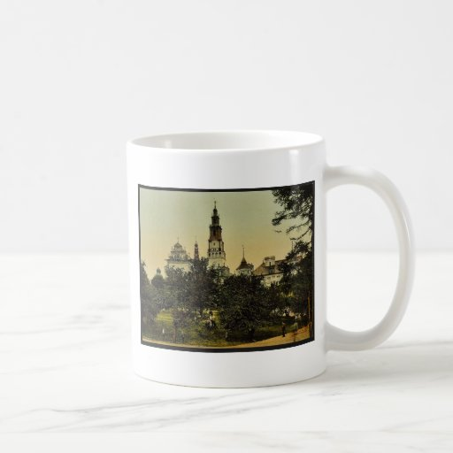 The church, Helsinky, Finland vintage Photochrom Classic White Coffee Mug