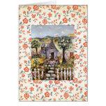 The Church House blank card