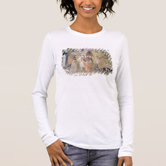 The Church Militant and Triumphant, detail, from t Long Sleeve T-Shirt