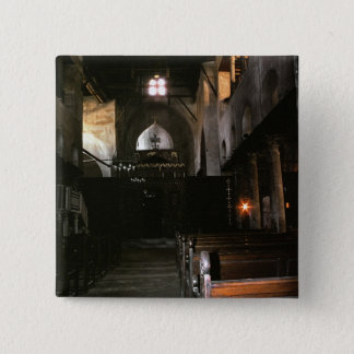 The Church of Saints Sergius and Bacchus Pinback Button