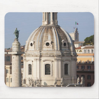 The Church of Santissimo Nome di Maria and the Mouse Pad