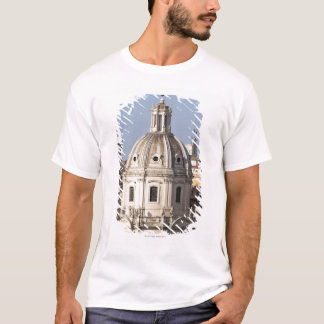 The Church of Santissimo Nome di Maria and the T-Shirt