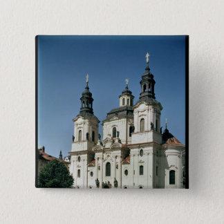 The Church of St. Nicholas, built 1703-61 Button